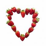 HeartmonthStraweberries